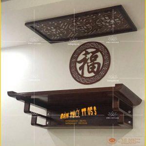 Bàn thờ treo tường thông minh TT05S – Bàn thờ treo tường TPHCM