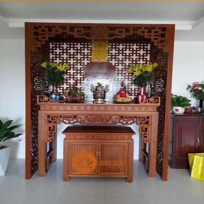 Nội thất từ gỗ mít có thể sử dụng lâu dài