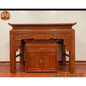 Án gian bàn thờ ngũ phúc BT21