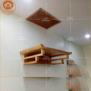 Bàn thờ gỗ mít TT27 – Gỗ mít 100% chuẩn phong thủy tâm linh