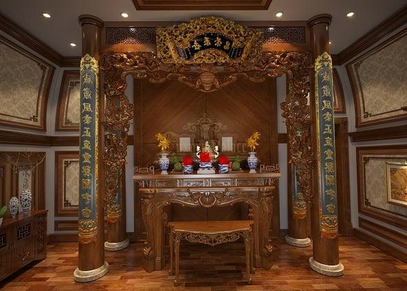 Gỗ mít có ý nghĩa biểu tượng của Thần Phật