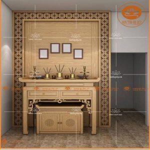 Bàn thờ tủ thờ đẹp BT06- Bàn thờ gỗ hương- sồi- mít- gụ