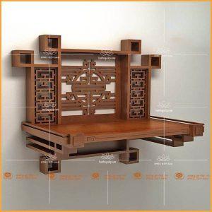 Bàn thờ treo TT36S – Bàn thờ gỗ đẹp- Sản phẩm bán chạy