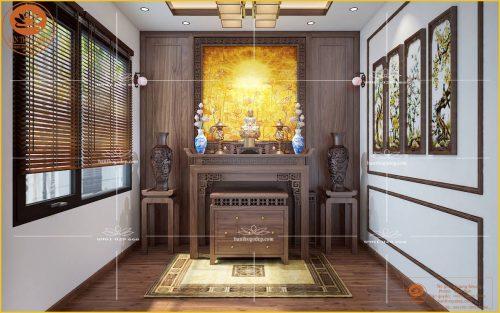 Tranh trúc chỉ bàn thờ Gỗ Đẹp