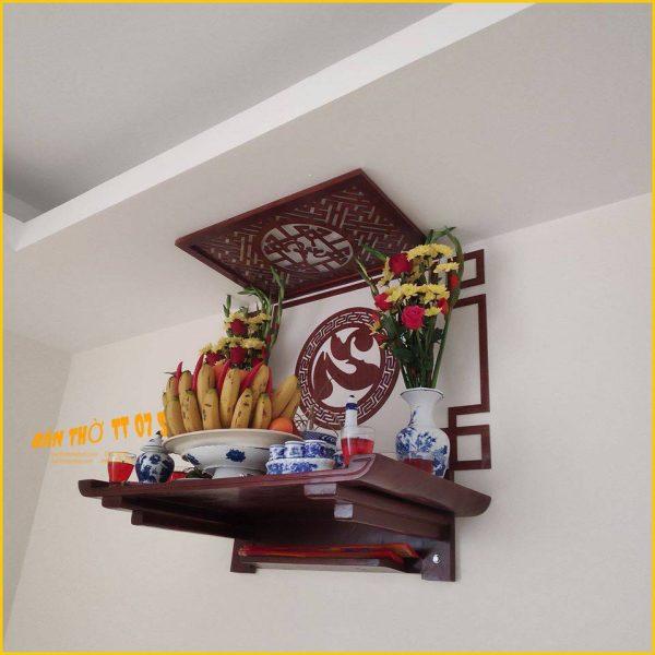 Bàn thờ kiểu Nhật có đặc điểm gì nổi bật trong thiết kế