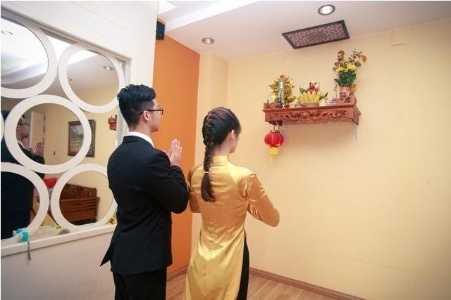 Tín ngưỡng thờ cúng của người Việt