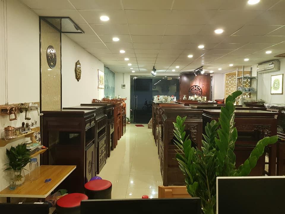 Showroom Bàn Thờ Gỗ Đẹp tại 22/20 Trung Kính- Cầu Giấy- Hà Nội
