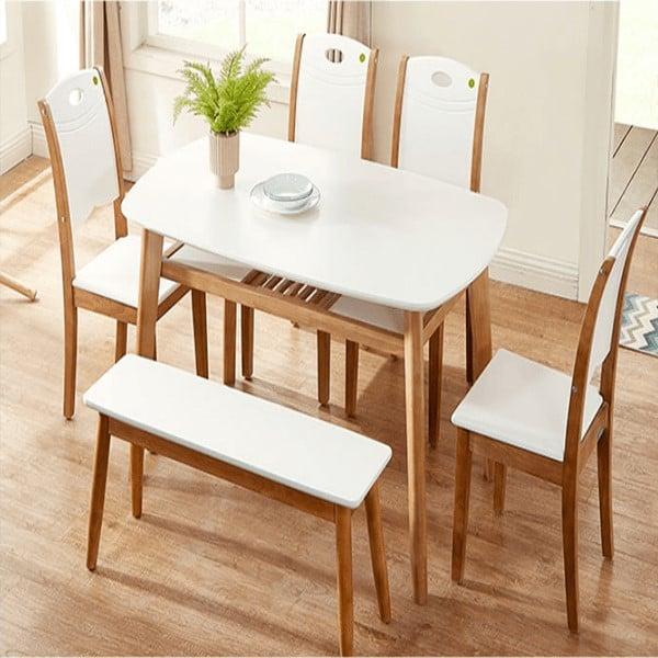 Chọn mẫu bàn ăn đẹp hiện đại cho gia đình bạn