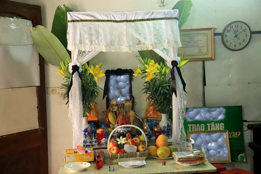 Ý nghĩa của việc lập bàn thờ vong