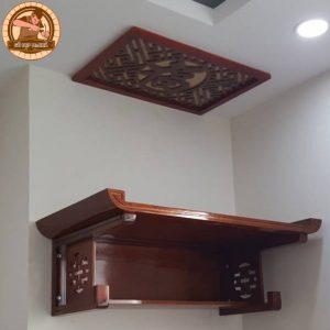 Bàn thờ treo tường đẹp TT01