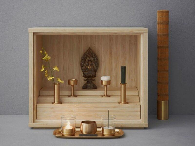Bàn thờ kiểu Nhật đặc trưng