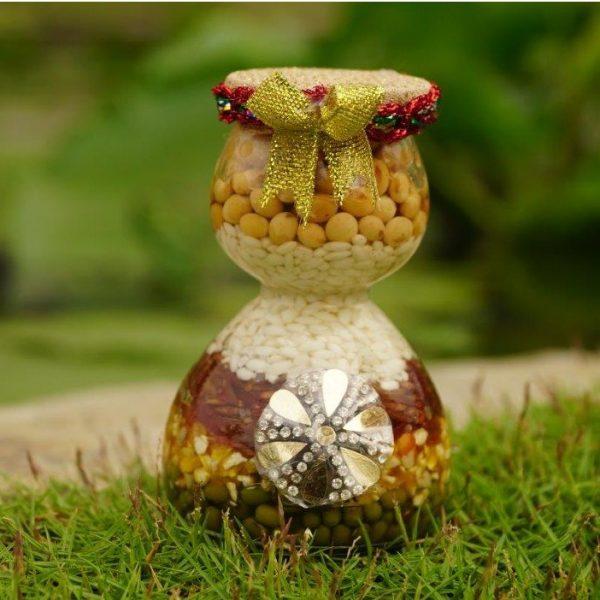 Ý nghĩa của 5 loại đậu để trên bàn thờ thần tài trong phong thủy