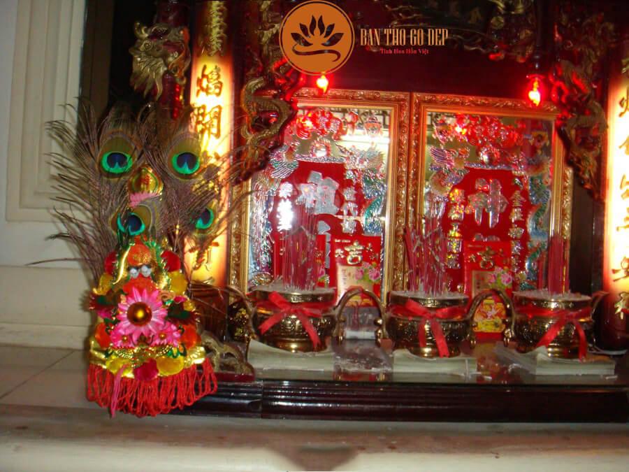 Phong tục thờ cúng của người Hoa