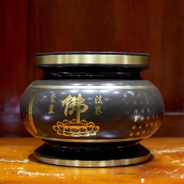 Một số loại bát hương đồng được ưa chuộng hiện nay