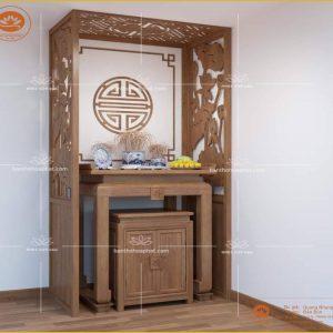 Bàn Thờ BT 85 – mẫu bàn thờ hiện đại đẹp