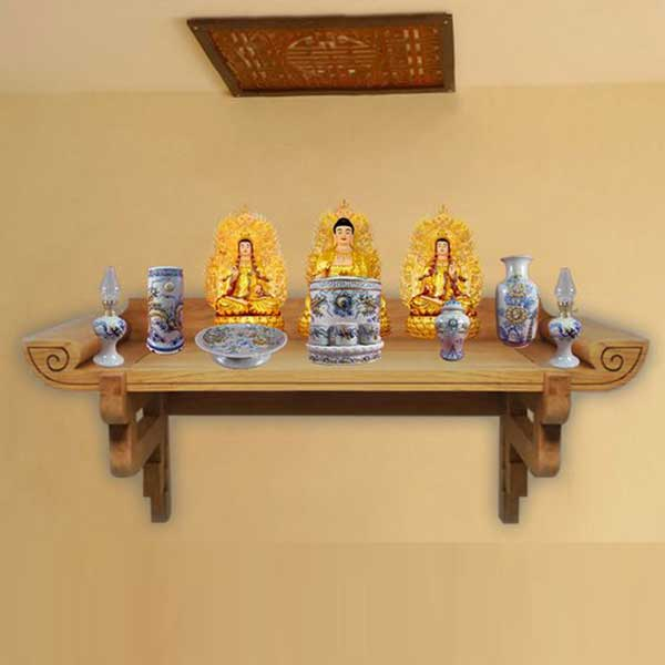 Bát hương thờ Phật và những điều bạn cần biết, chú ý