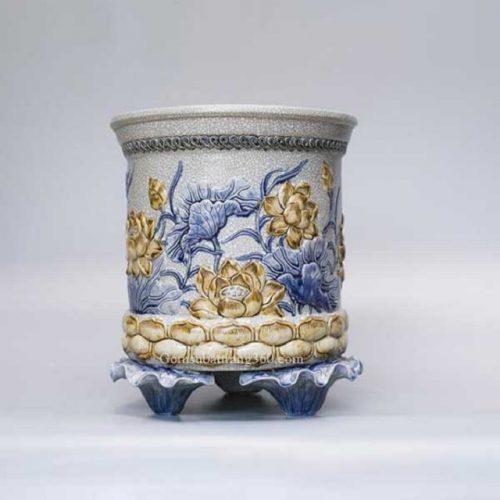 Bát hương sứ đẹp phổ biến hiện nay có những loại nào?