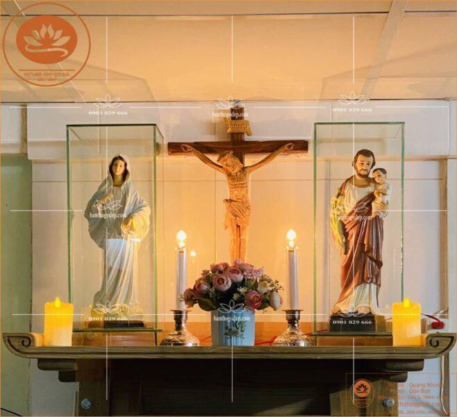 Kệ thờ công giáo đẹp