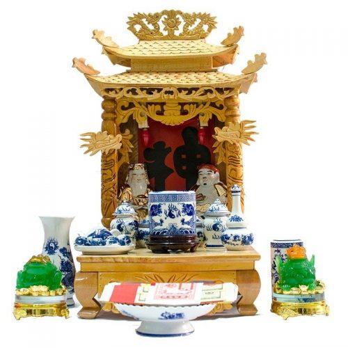 Gia chủ đặt trên bàn thờ 1 bát hương là đúng hay sai?