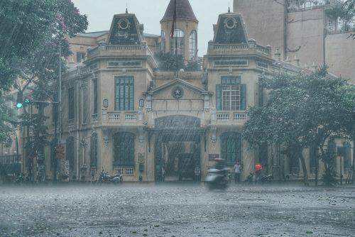 Nằm mơ thấy mưa và những điềm báo may rủi mọi người cần lưu ý