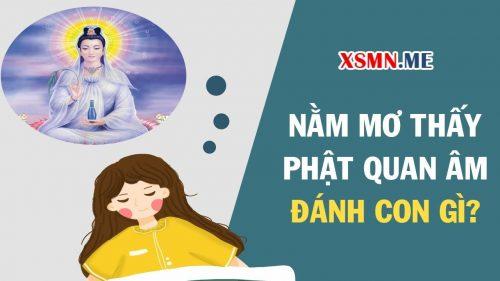 Mơ thấy Phật thì đánh con gì