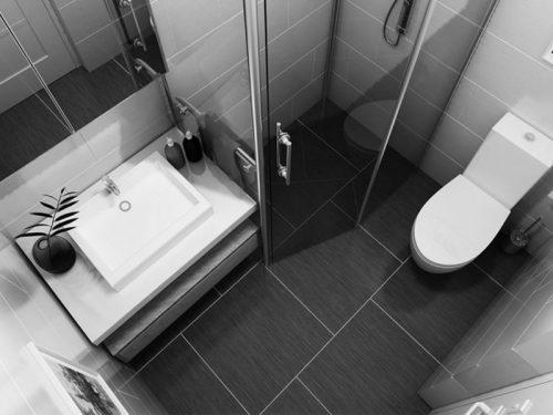 Thiết kế nội thất phòng tắm sang trọng vạn người mê