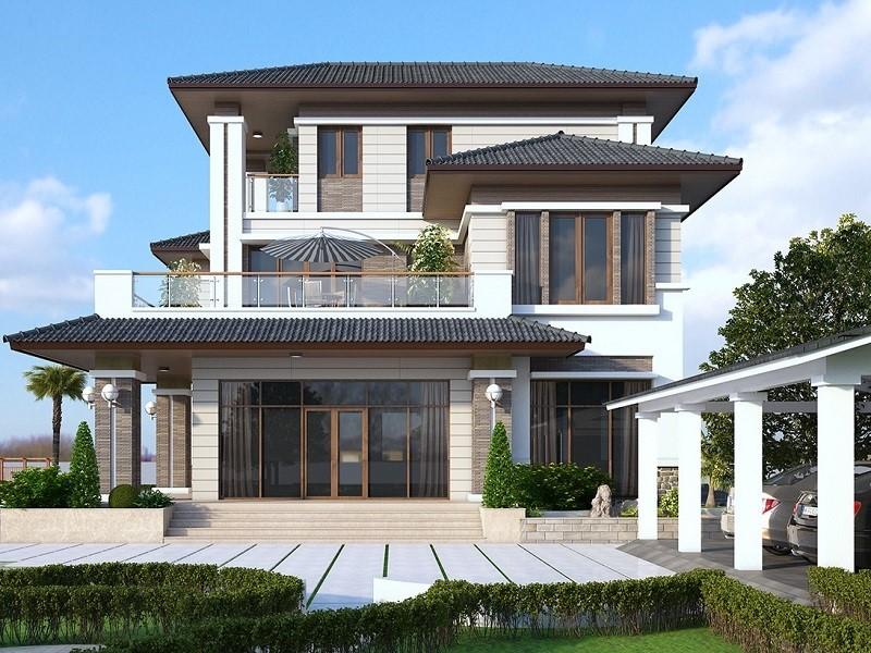 Thiết kế nội thất biệt thự hiện đại mới nhất