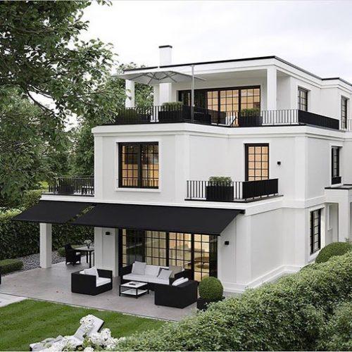 Thiết kế nội thất biệt thự hiện đại độc đáo nhất 2020
