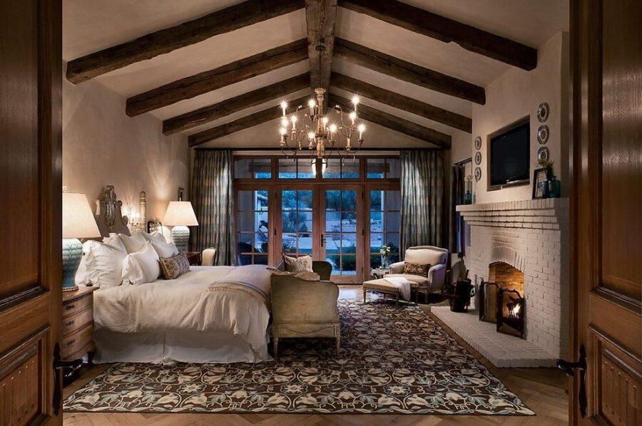 Thiết kế nội thất biệt thự đẹp dành cho phòng ngủ
