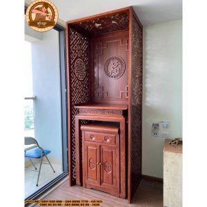 Bàn Thờ Gỗ Hương BT1320