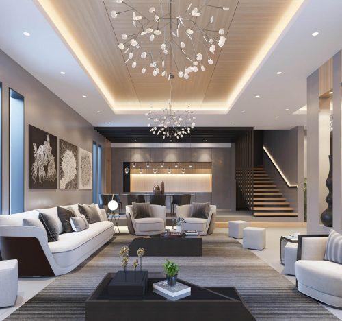 Mẫu thiết kế nội thất biệt thự đẹp – Xứng tầm đẳng cấp thời đại mới
