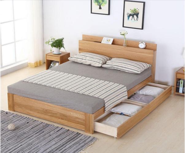 Thiết kế phòng ngủ đơn giản, tiện nghi