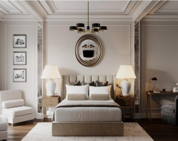 Những căn nội thất phòng ngủ đẹp có 1-0-2 không thể bỏ qua