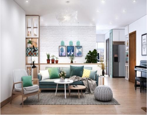 Thiết kế nội thất biệt thự liền kề, lưu ý bạn cần phải biết