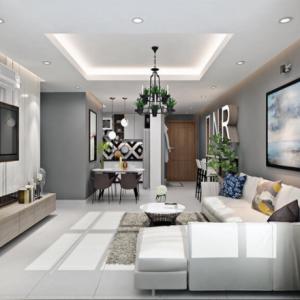 Thiết kế nội thất phong cách trang nhã