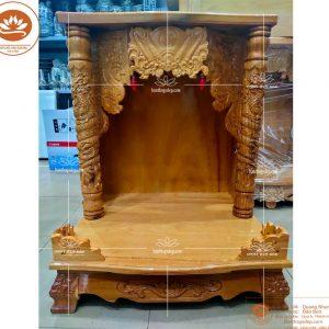 Bàn thờ Thần Tài Ông Địa OTT76 – Nền móng vững chắc, xây đắp tương lai