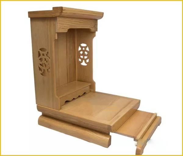 bàn thờ ông địa OTT01