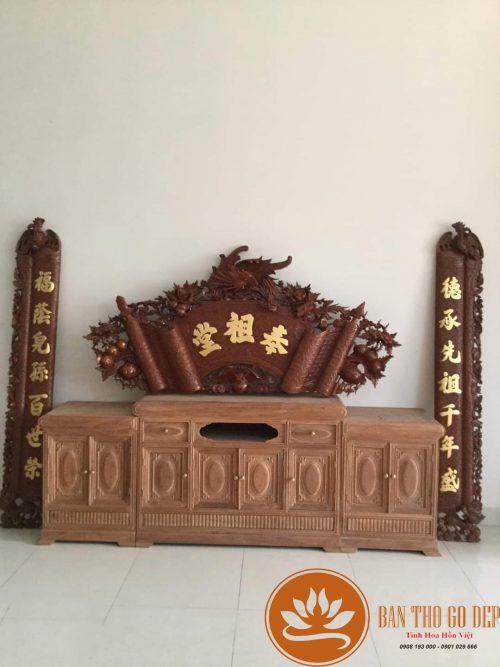 TỤ CHÈ HOÀNH PHI CÂU ĐỐI TH006