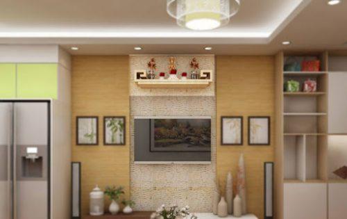 Phí thiết kế nội thất biệt thự trọn gói 2020