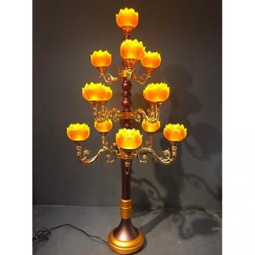 Những mẫu đèn thờ trang trí được ưa chuộng 2021