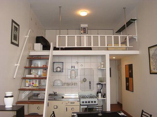 Thiết kế nhà đẹp cho các căn hộ không gian nhỏ xinh