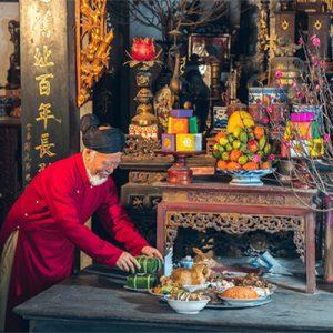Nét đẹp thờ cúng tổ tiên của văn hóa Việt