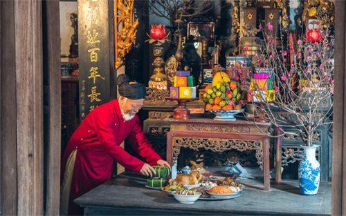 Thờ cúng tổ tiên nét đẹp văn hóa truyền thống Việt Nam