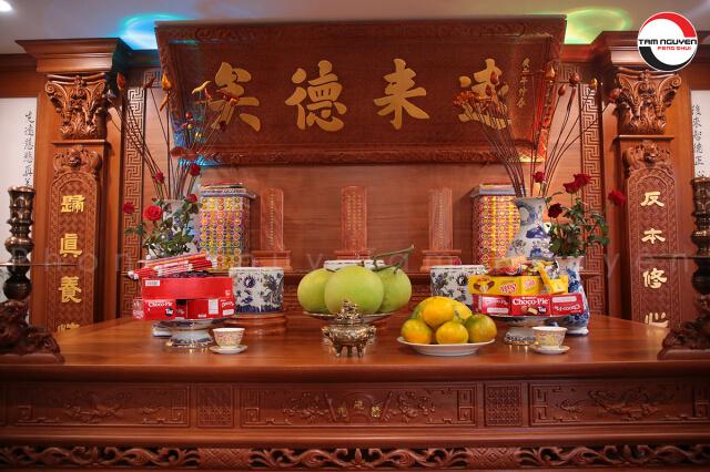 Ý nghĩa thờ cúng trong văn hóa Việt