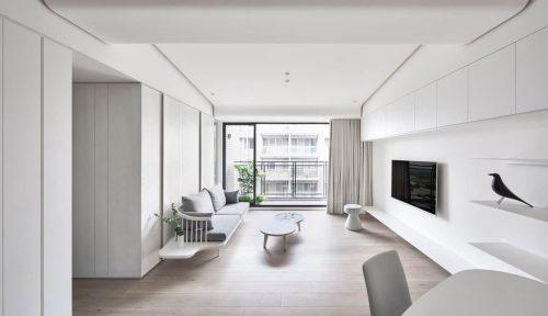 Phong cách tối giản cho lối thiết kế không gian gia đình