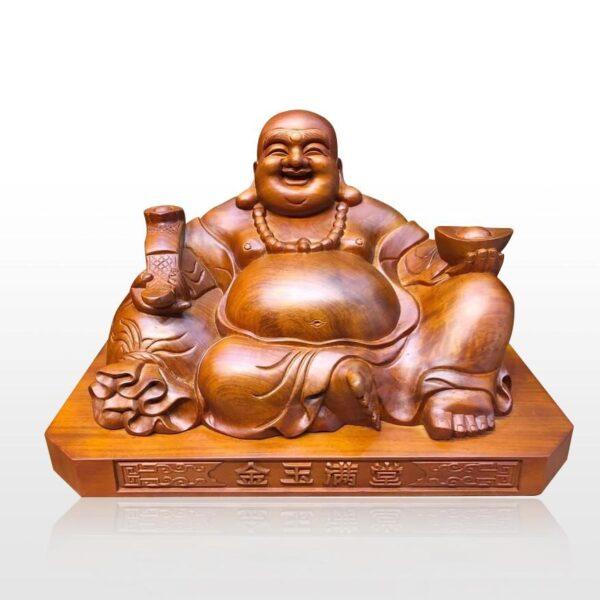 Công dụng tuyệt vời của tượng gỗ đẹp khi để trong nhà