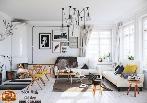 Phong cách Scandinavian là phong cách đặc trưng của vùng Bắc