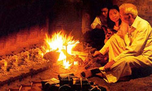 Lễ hóa vàng cũng là cơ hội để gia chủ bày tỏ lòng biết ơn sâu sắc với các vị thần linh