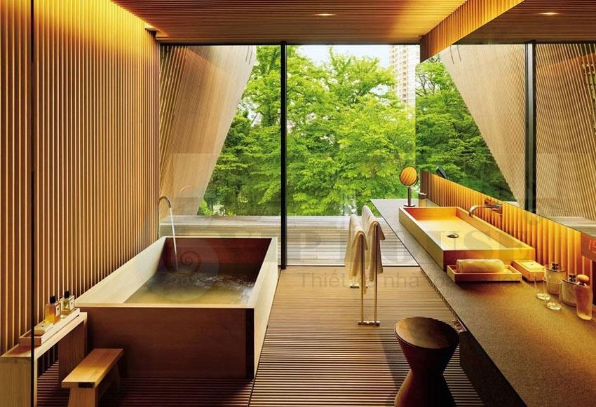 Thiết kế nhà theo lối sống và phong cách của người Nhật Bản