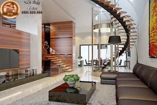 Phong cách thiết kế hiện đại trong nội thất và đặc điểm
